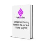 ebook 10 direct booking incentive examples