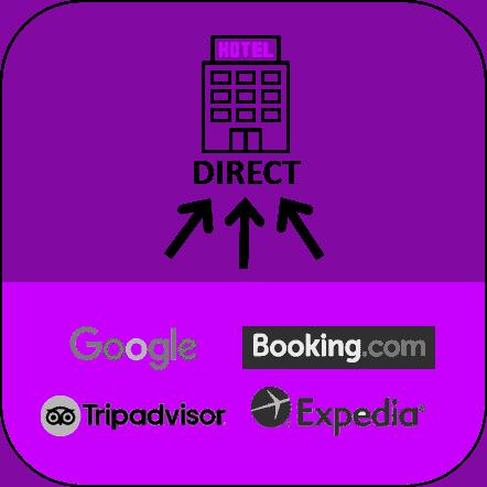 google booking tripadvisor direct booking